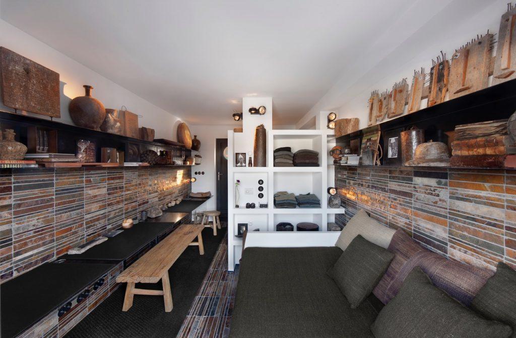 Mini-loft Art Brut - Salon