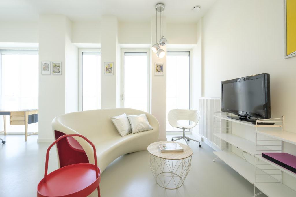 Le Mondrian - living-room