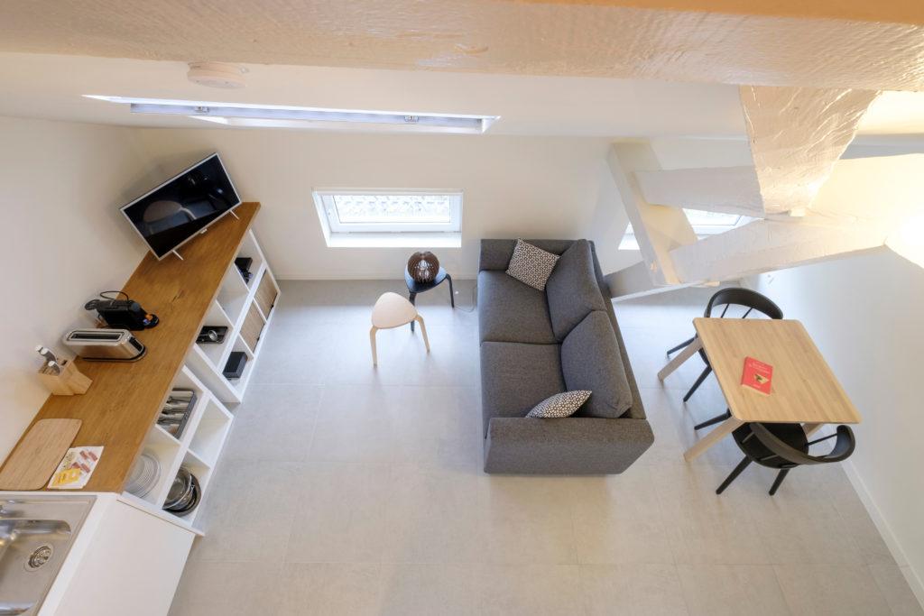 Le Cervino - Living room