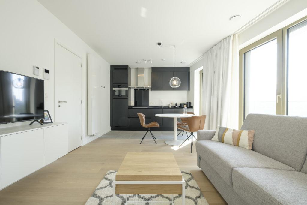 Como - Living area