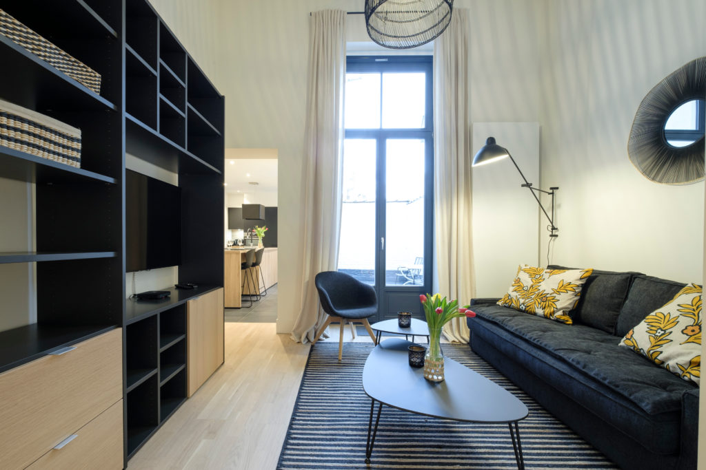 The Alchimist - Living area