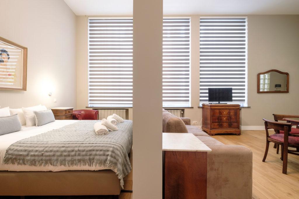 First Edition - Sleeping corner / living area