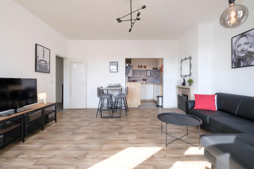La Petite Suisse - Living area