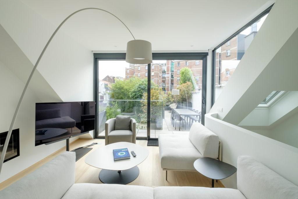 Gatsby - Living area