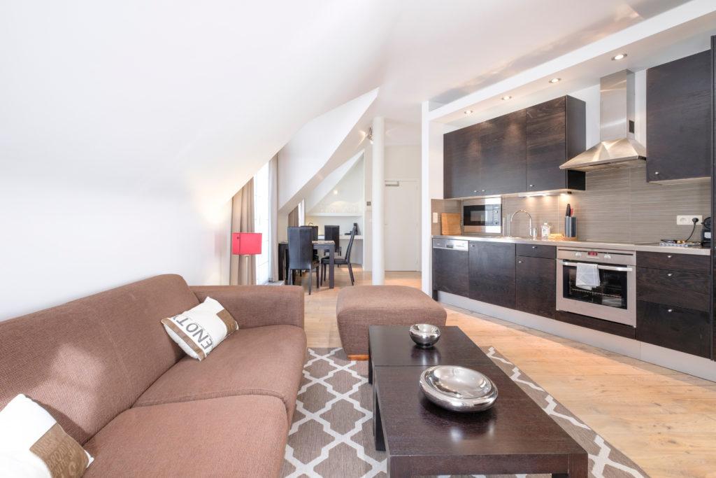 The Urbanist - Living room