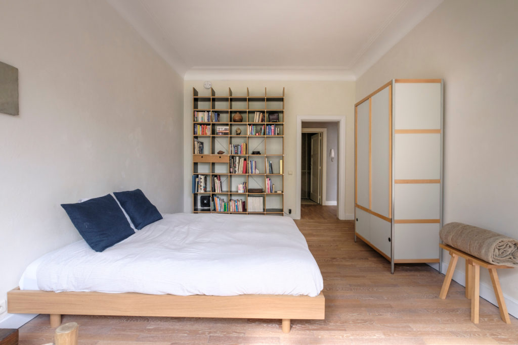 Arty - Bedroom