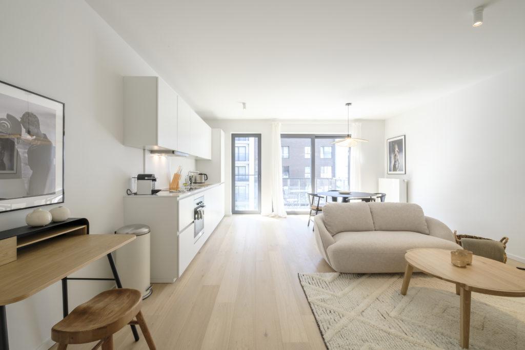Le Boudoir - Living room