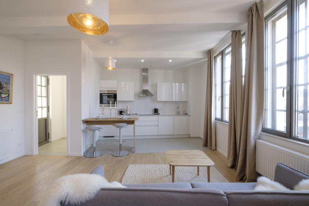 Brussels Standard - Living area