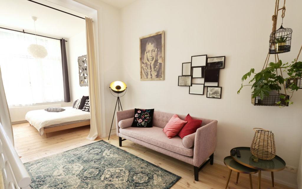 Kanal Bliss - Living room